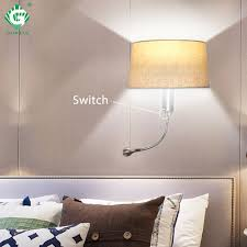 Modern Wall Lights For Living Room Us 35 93 45 Off Modern Wall Light E27 Led Wall Lamp Indoor For Bathroom Living Room Hotel Bedroom Night Lighting Loft Light Decorative Sconce In Led