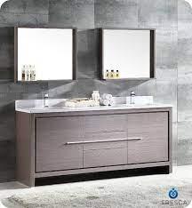 allier 72 gray oak modern double sink