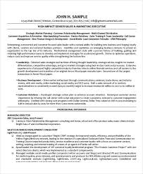 Gallery Of Best Executive Resume Templates 27 Free Word Pdf Best