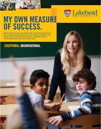 Branding Advertisements Examples Lakehead University
