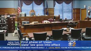 first phase of clean slate law goes into effect