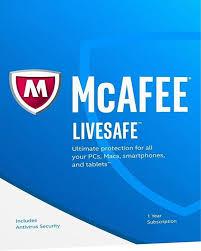 mcafee livesafe 2018 3 devices license key