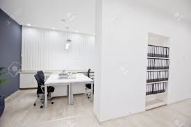 modern interior office stock. Interior Of The Modern Office Stock Photo - 20298593 A