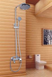 handheld shower head for bathtub faucet fresh tub shower head height standard shower head height full