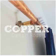 Diy Curtain Rods Diy Copper Curtain Rod Photos Youtube