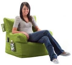 Amazon.com: Comfort Research Big Joe Dorm Chair with Smart Max ...