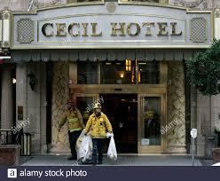Hotel Cecil Stockfotos und -bilder Kaufen - Alamy