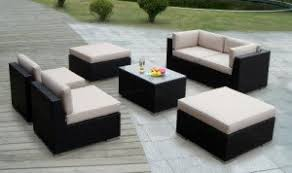 Genuine Ohana Outdoor Patio Wicker Furniture 7pcs All Weather Gorgeous Couch Set 300x178