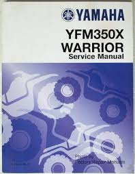 87 yamaha warrior wiring diagram images 1990 1998 yamaha warrior 350 atv yfm350x service repair manual