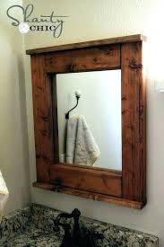 mirrors wood framed cherry wood framed wall mirrors cherry wood bathroom mirror wall mirrors dark wood mirrors wood framed