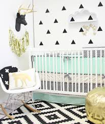 Gallery Roundup: Triangle Nursery Accents - Project Nursery