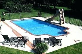 in ground pools with slides. S Inground Pool Slides And Diving Boards . In Ground Pools With I