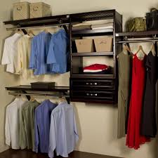 sturdy hanging closet organizer. Delighful Closet This Deluxe Closet Organizer Has Plenty Of Sturdy Racks Shelves And A Few  Drawers To Sturdy Hanging Closet Organizer C