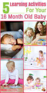 15 Learning Games And Activities For 16-Month-Old Baby   Pinterest ...