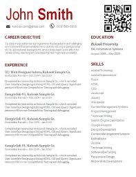 Resume Template Software Resume Template Modern Download Software Developer Spacesheep Co