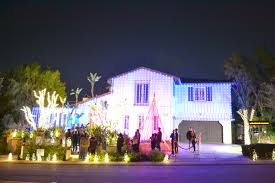 Around Orange County Nellie Gale Ranch Christmas Lights