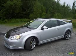 2005 Ultra Silver Metallic Chevrolet Cobalt SS Supercharged Coupe ...