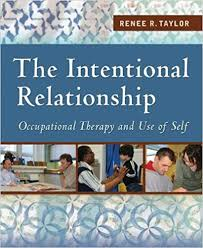 Occupational Therapist Job Description New The Intentional Relationship Occupational Therapy And Use Of Self