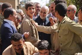 Image result for سردار سلیمانی دستور تخلیه روستای صراخیه شادگان را صادر کرد