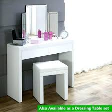 simple vanity table ideas white makeup table unique small white makeup table best white gloss dressing