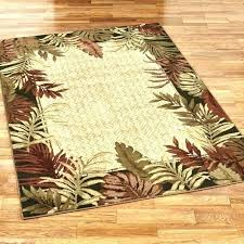 palm leaf area rugs tropical picture ideas for rug leaf area rug design rugs