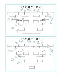 Family Chart For Kids School Project Template Timeline Templates ...