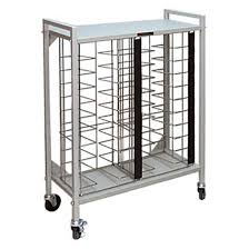 Flatbed Chart Rack 20 Capacity For 1 1 2 And 2 Top Opening Ringbinders