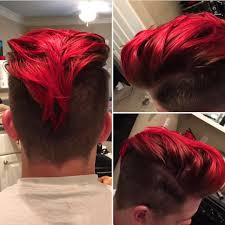 Mens Red Hair Dye