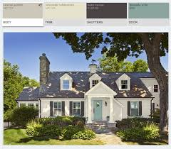Marvelous Home Exterior Paint Idea. Benjamin Moore Revere Pewter