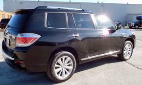 SUV for sale: 2012 Toyota Hybrid Highlander in San Francisco, CA ...