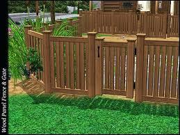 decorative fence gate decorative wooden fence gates decorative fence