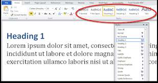 Ms Word Header Accessible Ms Word Docs Office Of Accessible Education