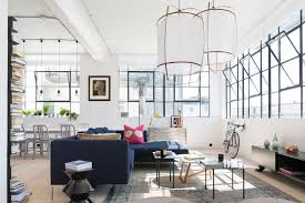 An Industrial Colorful Loft in London Freshomecom