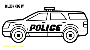 Coloring Pages Fabulous Police Car Coloring Pages For Adults Kids
