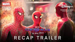 SPIDER-MAN: NO WAY HOME (2021) Recap ...