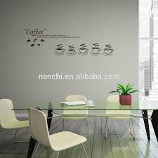 zy8306 3 jpg  on wall art kitchen coffee with coffee beans wall stickers coffee shop kitchen tea cup decor diy