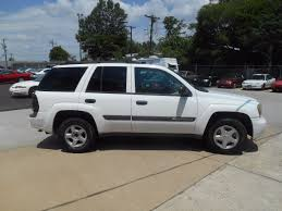 2003 Chevrolet Trailblazer LS 4dr SUV In Charlotte NC - Mike's ...