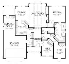 4 Beds And A Rocking Chair Porch  51702HZ  Architectural Designs Floor Plan Chair