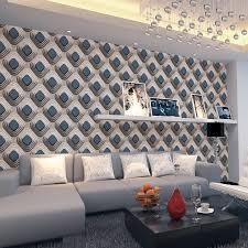 Luxe 3d Mozaïek Behang Moderne Stereo 3d Behang Woonkamer Slaapkamer
