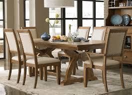 restoration hardware locations ethan allen disney weathered trestle table in light and airy dining room alluring