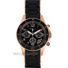 "men s marc jacobs rock chronograph watch mbm2553 watch shop comâ""¢ mens marc jacobs rock chronograph watch mbm2553"