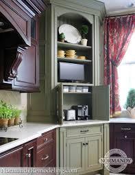 Appliance Garages Kitchen Cabinets Appliance Garage Kitchen Appliance Garage Kitchen Burr Ridge