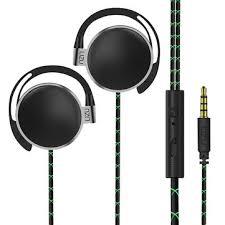 صنارة صيد أوقات الحياة يغني ear hook headphones ...