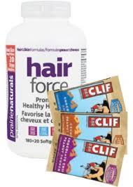 hair force 180 softgels bonus item