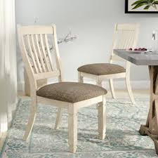 alsace upholstered dining chair set of 2