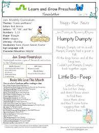 Weekly Newsletter Templates For Teachers First Grade