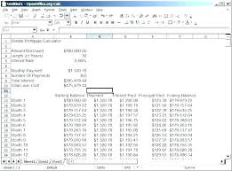 Mortgage Payment Formula In Excel Mortgage Ator Excel Spreadsheet ...