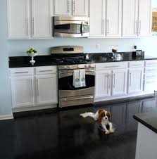 appealing white kitchen cabinets with dark floors types better white kitchen cabinets with dark floors blue