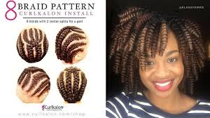 Crochet Twist Braid Pattern Interesting How To Crochet Braids W CARIBBEAN BOUNCE Curl Tutorial Big Braids