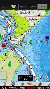England Gps Nautical Charts By Mapitech